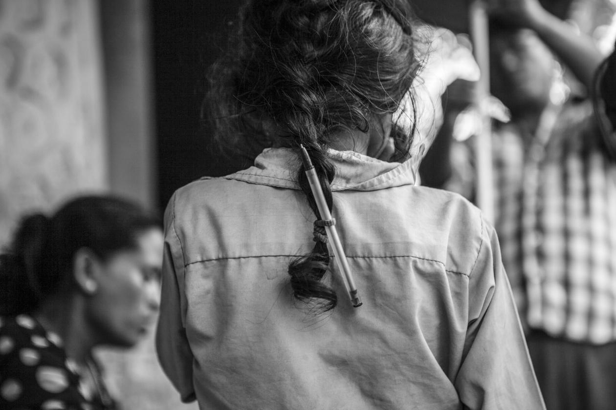 copyright@Zoe Beltran 2018 - Nepal for CSS Italia