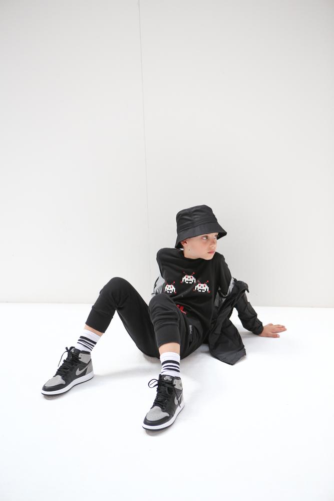 copyright@Zoe Beltran 2018 - Woolrich Kids Backstage SS19